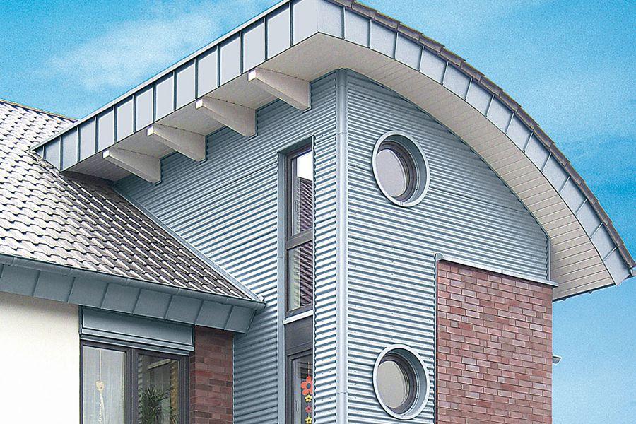 Metall Fassaden Ihr Bauunternehmen Aus Grunkraut Broger